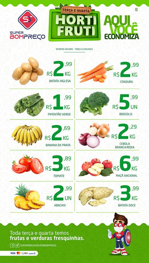 Brumado: Confira as promoções no Supermercado Super Bom Preço