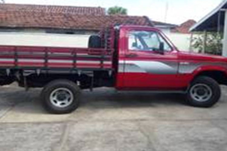 Vereador tem caminhonete furtada na cidade de Boquira
