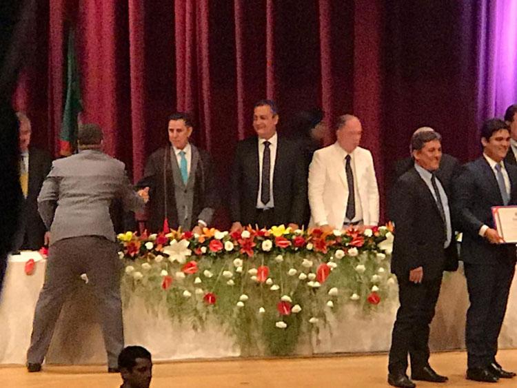 Governador, vice, senadores, deputados federais e estaduais são diplomados