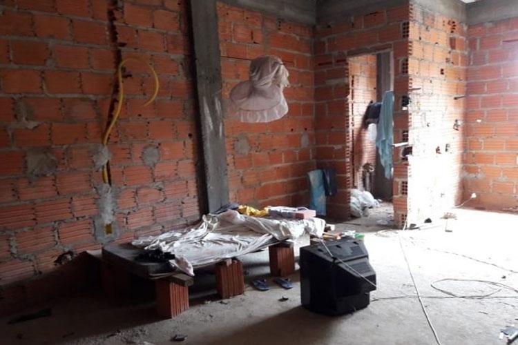 Trabalhadores de Guanambi são resgatados de obra em condições análoga ao trabalho escravo