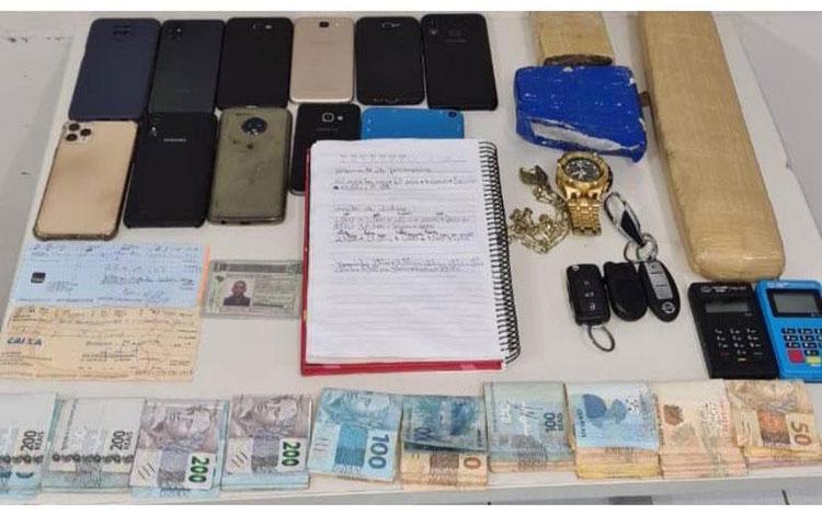 Homem é preso após ser rastreado por GPS de celular que ele roubou no oeste da Bahia