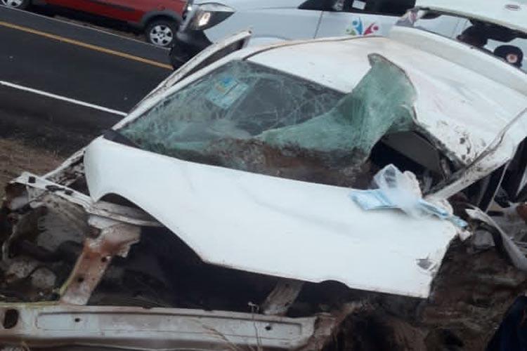 Funcionário público da prefeitura de Tanhaçu morre em acidente com veículo oficial na BA-142
