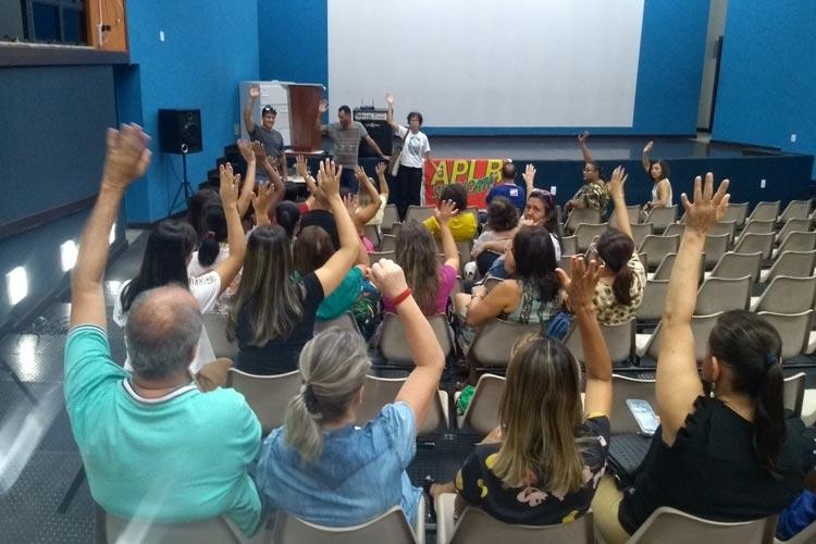 Brumado: Professores da rede estadual de ensino aderem à paralisação geral com indicativo greve