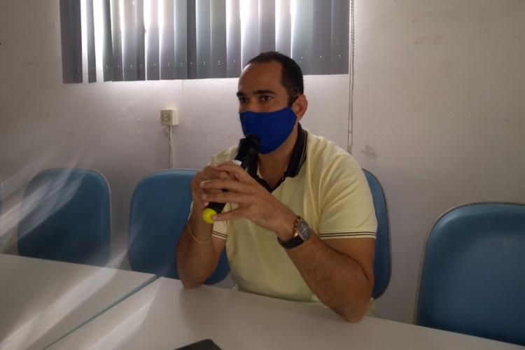 Secretário de saúde ainda não vê reflexos de uma segunda onda do coronavírus em Brumado