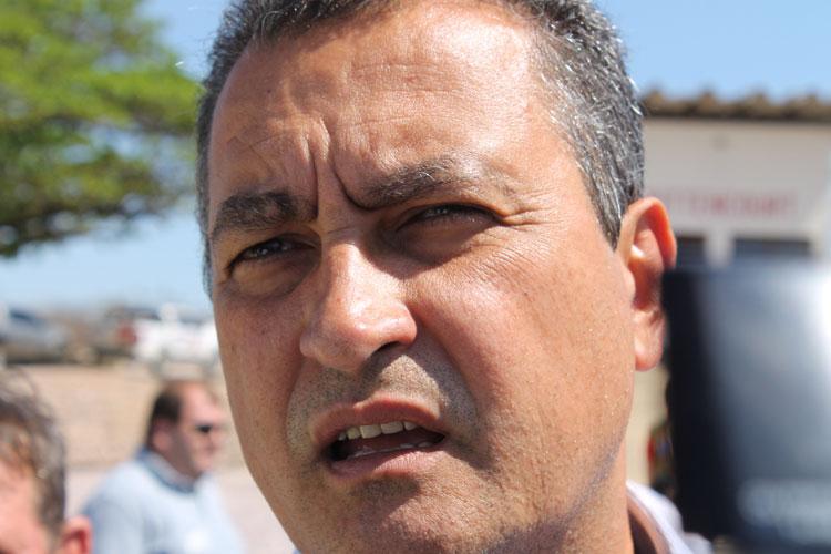 'Não comprem ingresso de festa porque vai perder o dinheiro', diz Rui Costa sobre réveillon