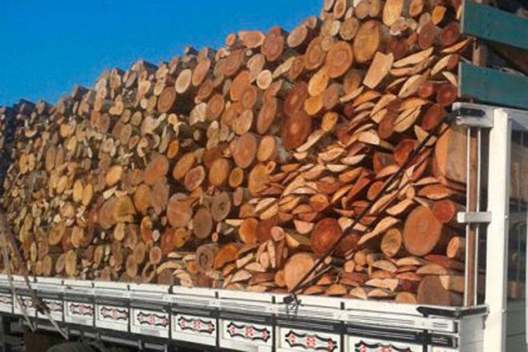 Caminhão com carga ambiental irregular é apreendido na BR-122 em Guanambi