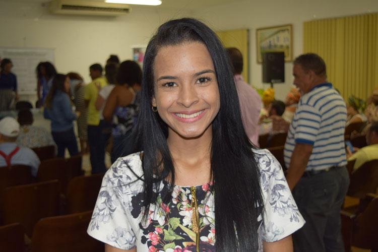 Estudante de Direito é eleita ouvidora cidadã da Defensoria Pública Estadual de Brumado
