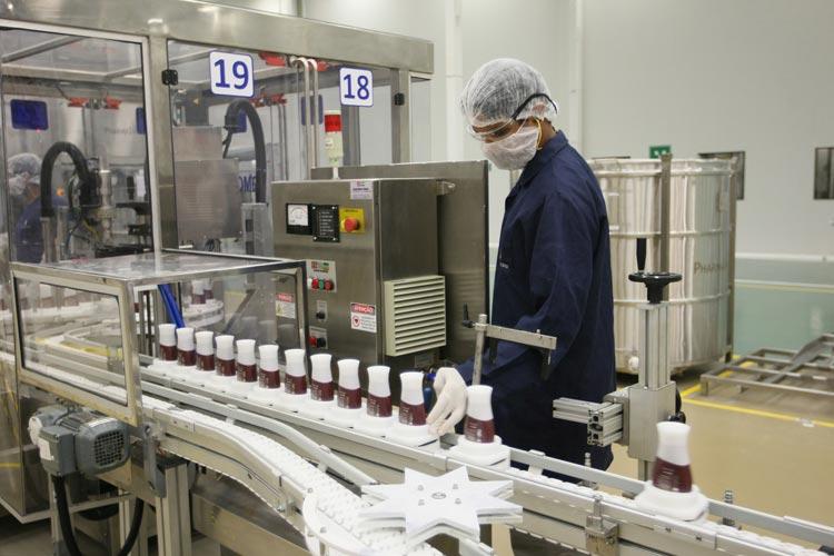 Produção industrial baiana cresce 4,9% e lidera o país em novembro de 2020