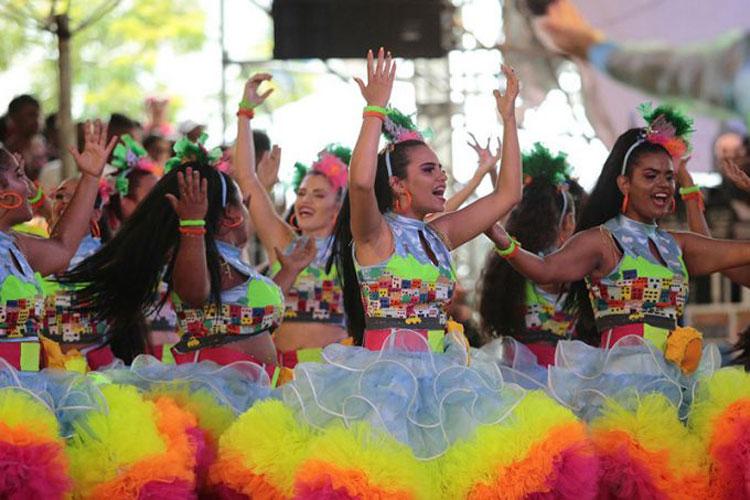 Quadrilha junina de Caculé é a 5ª melhor da Bahia e permanece no grupo especial