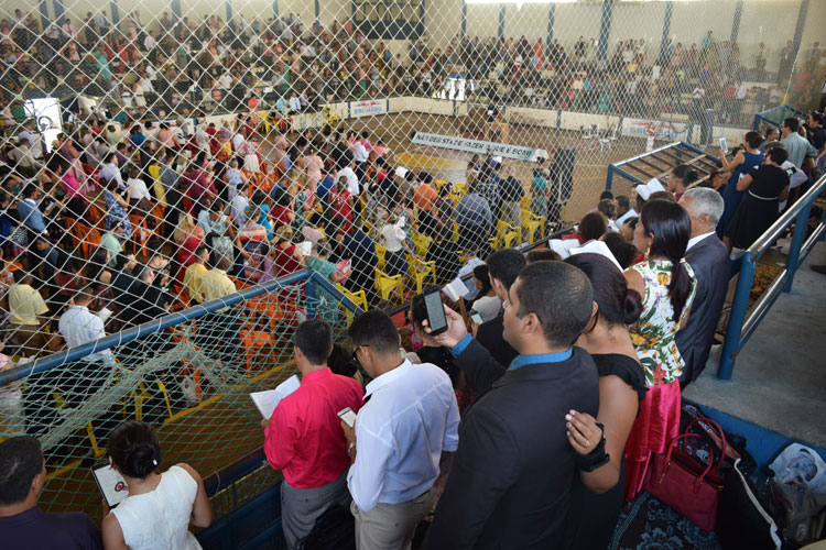 Assembleia de Circuito das Testemunhas de Jeová reúne fieis da microrregião em Brumado