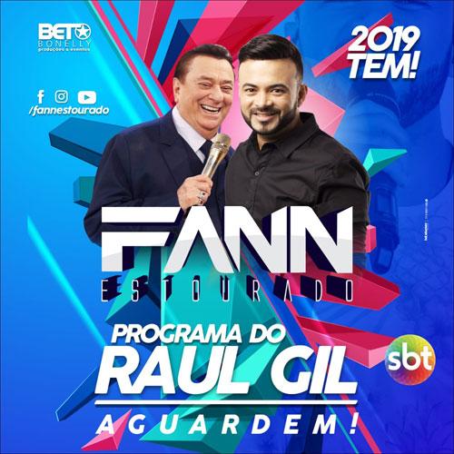 Brumadense Fann Estourado se apresentará no Programa Raul Gil no SBT