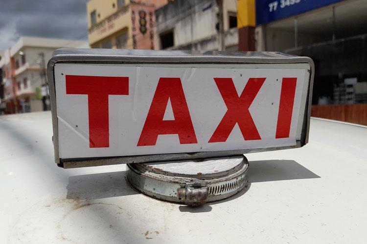 Ibametro e SMTT debatem modelo de instalação de taxímetros na frota de táxis em Brumado
