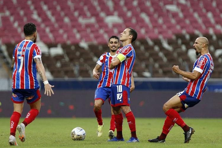 Nos pênaltis, Bahia bate o Ceará e conquista a Copa do Nordeste