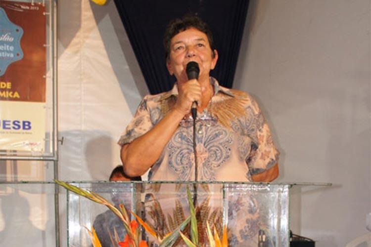 Barra da Estiva: Morre a ex-prefeita Ana Lúcia Aguiar Viana, aos 75 anos