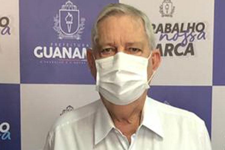 Prefeito de Guanambi defende lockdown e decisões duras para conter o avanço do coronavírus