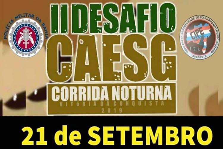 Atletas de toda região vão se encontrar em Vitória da Conquista no II Desafio Caesg