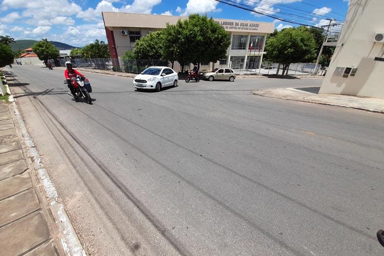 Brumado: Entroncamento do Fórum, entre Avenida João Paulo I e Rua Rio de Contas, receberá semáforos