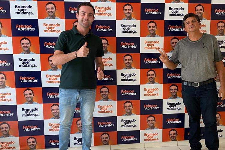 Brumado: Vereador Wanderley Amorim, o Nem se filia ao Democratas e declara apoio a Fabrício Abrantes