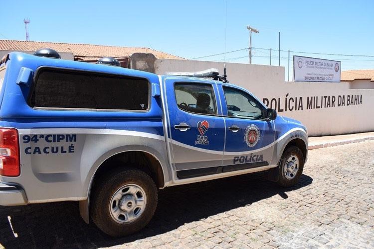 Pai acusado de maus tratos contra criança de 13 anos é preso em Caculé
