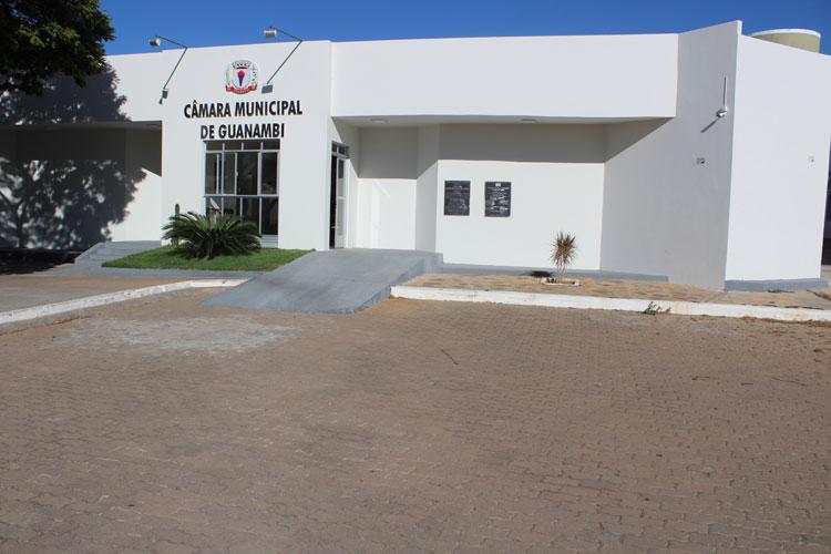 Andarilho arromba gabinetes de vereadores na cidade de Guanambi