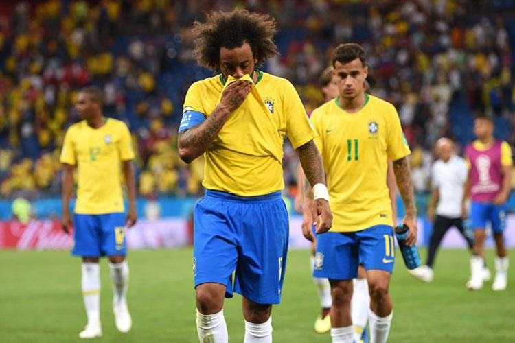 Brasil empata com Suíça na estreia da Copa 2018