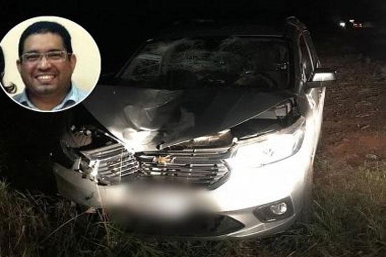 Médico natural de Érico Cardoso morre atropelado quando fotograva acidente no interior de São Paulo