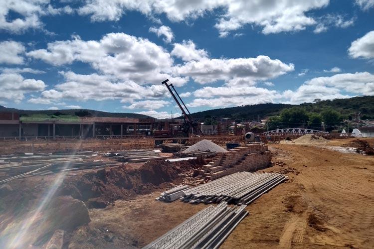 Brumado: Ruas no entorno da policlínica regional de saúde receberão recapeamento asfáltico