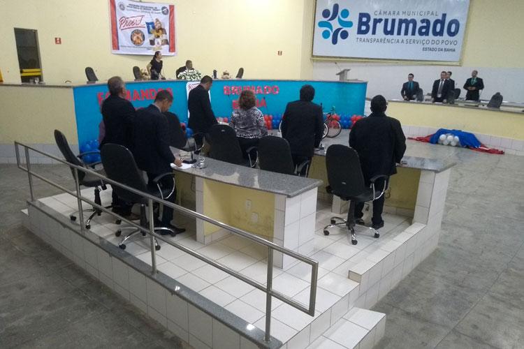 Câmara reprova projeto de substituição de nomes de logradouros públicos em homenagem a vivos em Brumado
