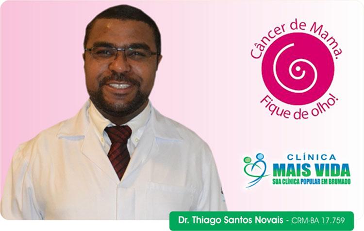 Outubro Rosa: A prevenção contribui com o diagnóstico precoce