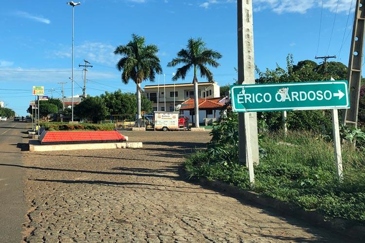 Covid-19: Sem caso positivo, Érico Cardoso recebe mais de R$ 550 mil para enfrentamento da pandemia