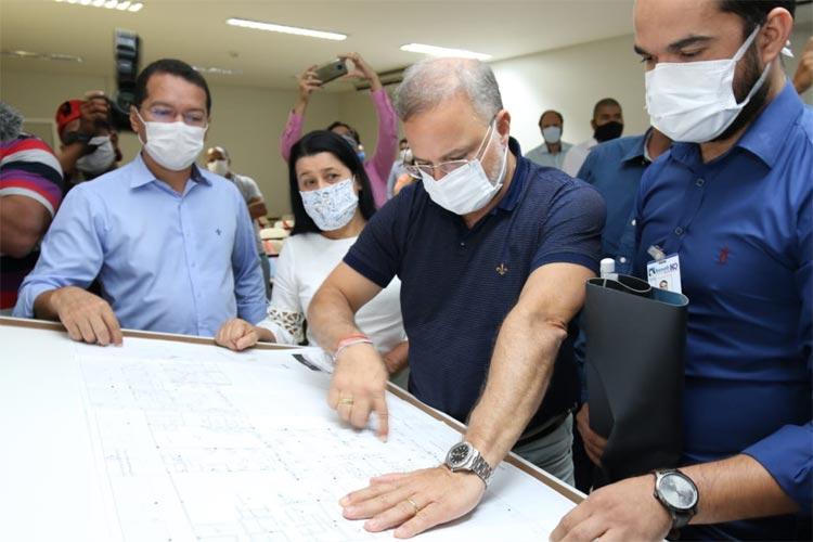 Governo da Bahia autoriza obras de unidade de oncologia em Barreiras