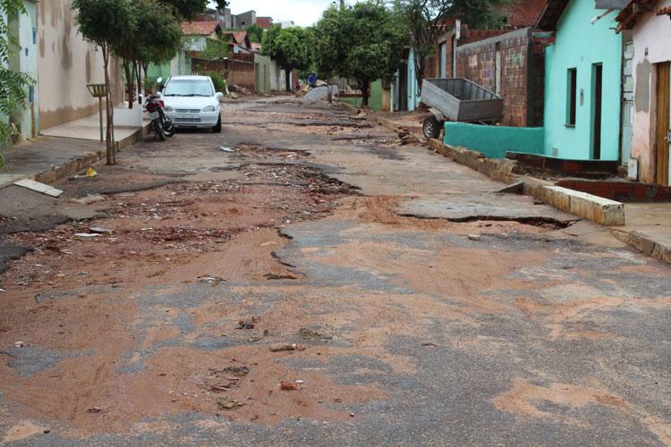 Brumado: Buracos, escorpiões e demais bichos peçonhentos no cotidiano da Francisco Gomes