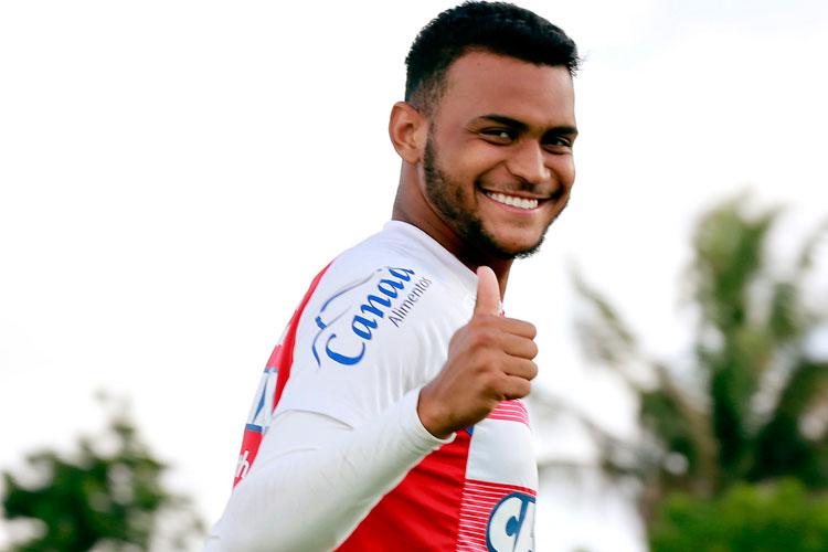 'É um sonho de menino realizado', diz Júnior Brumado sobre convocação para Seleção Brasileira Sub 20