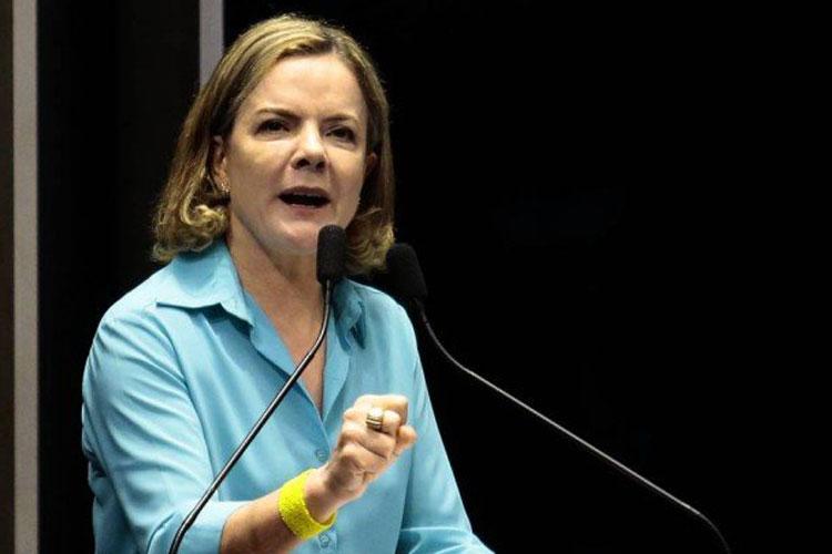 Petrobras quer que Gleisi Hoffmann devolva R$ 1 milhão