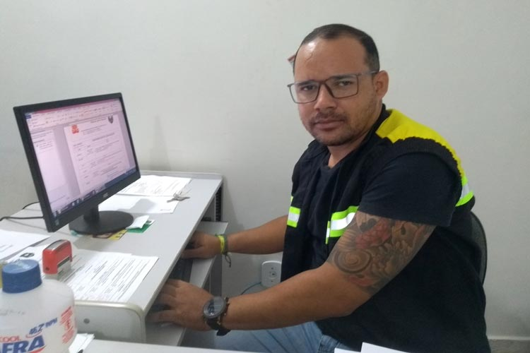 Brumado: Coordenador da SMTT abre queixa-crime por ameaça contra presidente da Aucib