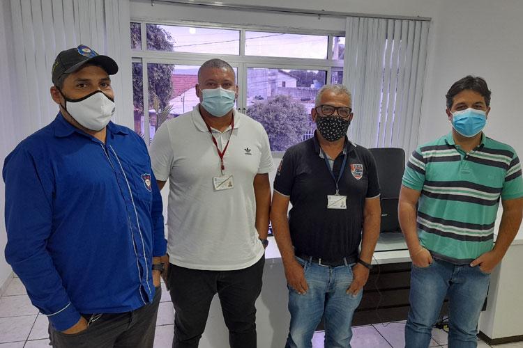 SMTT e Ibametro avançam no projeto de instalação de radares em Brumado