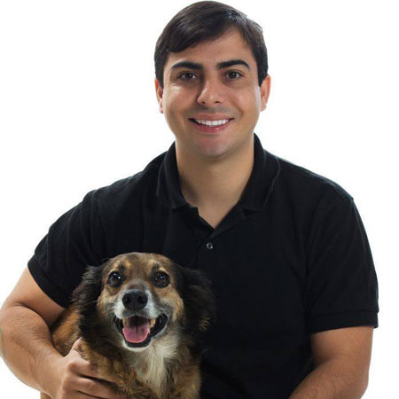 Deputado Marcell Moraes alerta para os cuidados com os animais no período do inverno