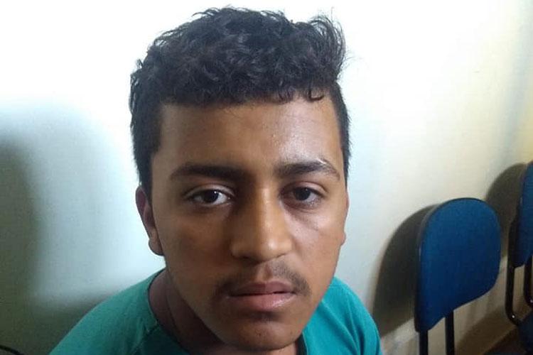 Paramirim: Receptador de motocicletas é preso em ação conjunta da polícia