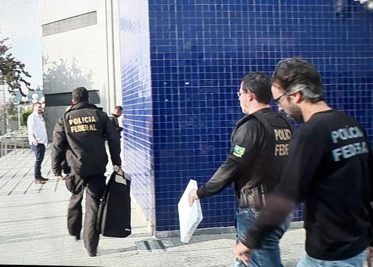 Policia Federal prende 10 pessoas contra fraude de perícias no INSS