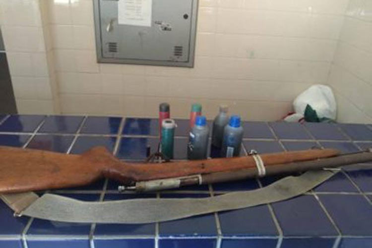 Brumado: Idoso é detido depois de atirar contra cachorro no Bairro Apertado do Morro 2