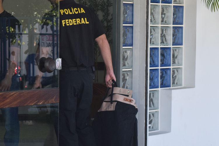 Polícia Federal deflagra Operação Zona Cinzenta em Brumado