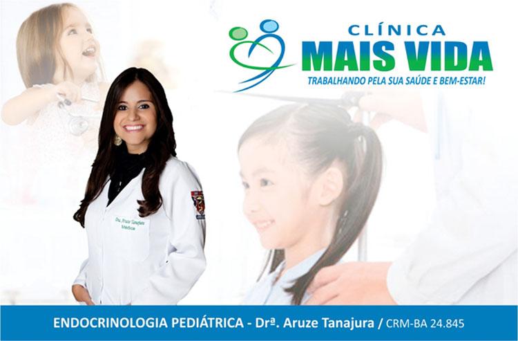 Clínica Mais Vida: Saiba quando a criança deve ser avaliada pelo endócrino pediatra