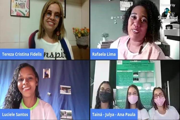 Livramento de Nossa Senhora: Estudantes dialogam sobre experiências científicas na rede estadual