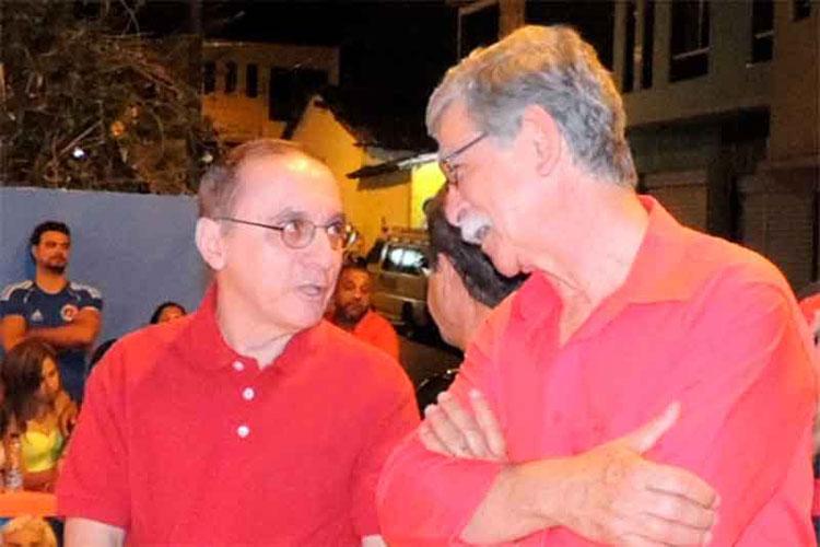 Brumado: Ex-prefeito Geraldo Azevedo é intimado pelo prefeito Eduardo Vasconcelos para esclarecer declarações