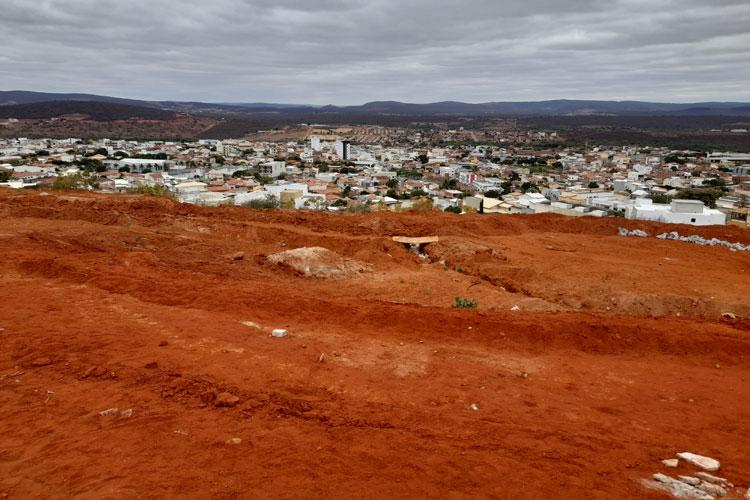 Situação de emergência é reconhecida pelo Governo Federal em Brumado e Lagoa Real