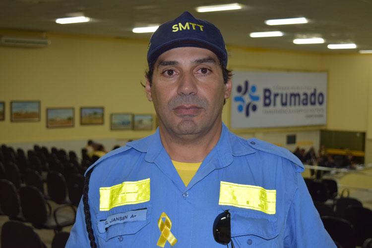 Jansen Ricardo deverá assumir o comando da Superintendência Municipal de Trânsito de Brumado