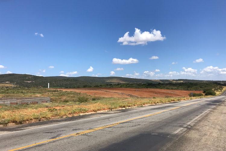 Brumado: Após concluir terraplanagem, obras de construção do campi da UniFG iniciam em outubro