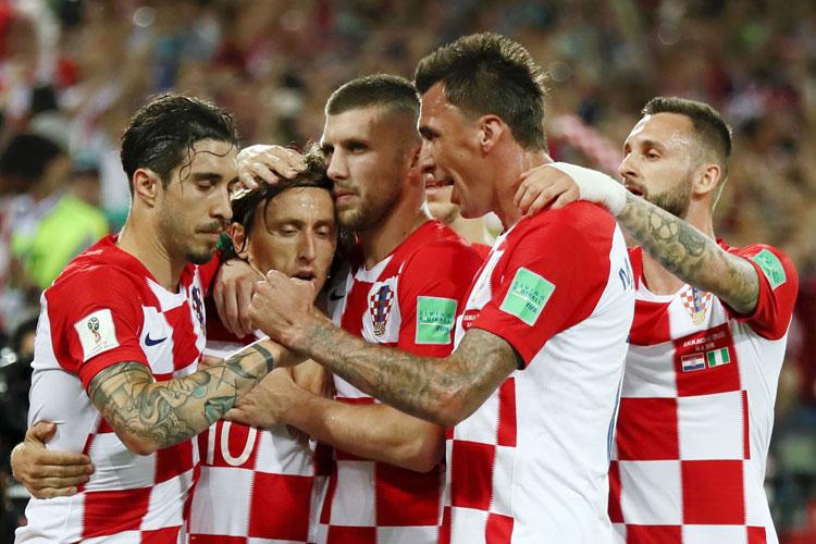 Copa do Mundo 2018: Gol contra e Modric de pênalti dão vitória à Croácia contra a Nigéria