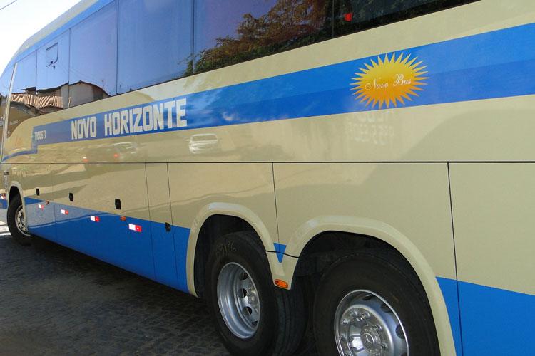 Caetité: Idosa morre dentro de ônibus interestadual