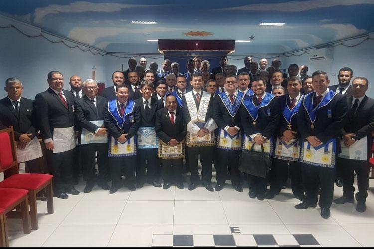 Lojas Maçônicas empossam novas lideranças em Brumado